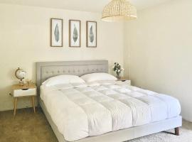 Bohemian Style, King bed, near downtown Sac, vacation rental in Sacramento