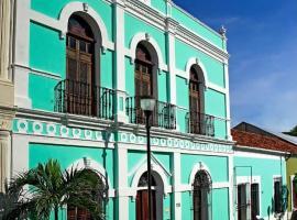 Menta y Cacao Hotel Boutique, hotel in Villahermosa