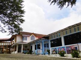 ECO HOTEL TERRABELLA, hotel cerca de Teatro Metropolitano de Medellin, Santa Elena