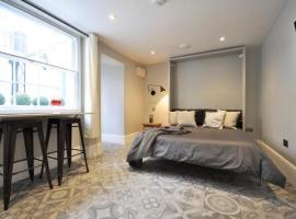 Stylish Studios, MARYLEBONE - SK, hotel in London