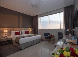 Fortis Hotel Fujairah, hotel in Fujairah