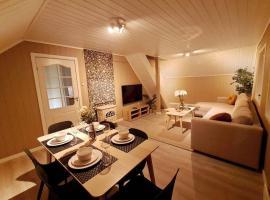 Beautiful 3-Bedroom Apartment Near City Center, leilighet i Stavanger