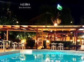 Hotel Palladium, hotel in Monastir