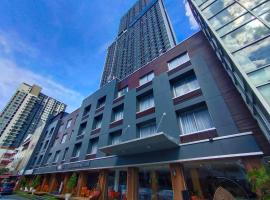 The Bedrooms Boutique Hotel Bangkok, hotel near BTS-Bang Chak, Bangkok