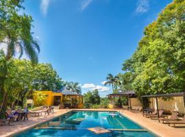 Pirayu Lodge Resort, lodge in Puerto Iguazú
