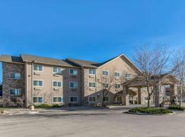 Comfort Inn Fort Collins North, budget hotel in Fort Collins