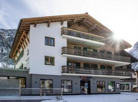 Anthony´s Alpin Hotel Garni, hotel in Lech am Arlberg