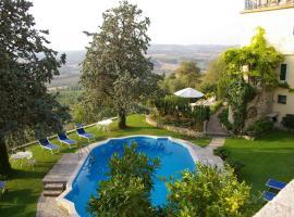 Viesnīca Hotel Villa Clodia pilsētā Saturnija, netālu no apskates objekta spa Saturnia