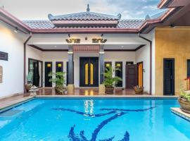 ASIA HOUSE POOL VILLA x GSG, hotel in Jomtien Beach