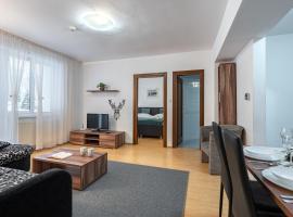 Wili Tatry Apartments, hotel in Vysoké Tatry - Tatranská Lomnica