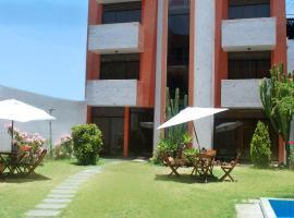 Hotel Boutique La Plazuela AQP, hotel with pools in Arequipa