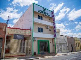 Hotel e Pousada Flor do Juá, guest house in Juazeiro do Norte