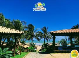 Palm Beach Chalés & Restô, hotel with pools in Icaraí
