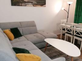 Mieszkanie Konin Zatorze, apartment in Konin