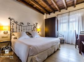 YIT Abentofail, hotel in Guadix