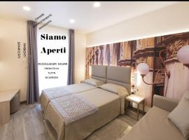 Hotel Sempione, hotel a Milano, Stazione Centrale