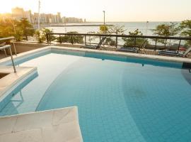 Blue Tree Towers Fortaleza Beira Mar, hotel a Fortaleza