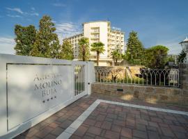 Hotel Ariston Molino Buja, отель в Абано-Терме