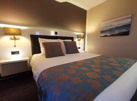 Hotel L'Amandier, hôtel à Libramont