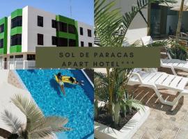 Sol de Paracas Apart Hotel, hotel near San Martin Park, Pisco