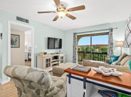 Unit 7306 - Ocean & Racquet Resort, apartment in St. Augustine