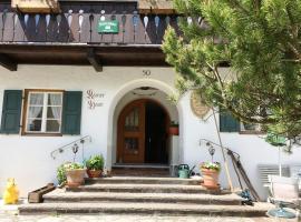 Pension Karner, Bed & Breakfast in Mittenwald