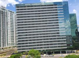 Hotel Vision, Setor Hoteleiro Norte, hotel near Cultural Complex of the Republic, Brasilia