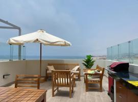 Ocean Reef apartament, San Bartolo, pet-friendly hotel in San Bartolo