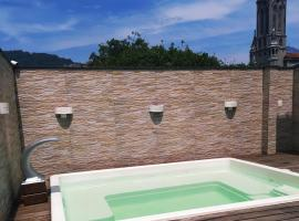 Hostel Apoteose, budget hotel in Rio de Janeiro