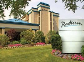 Radisson Hotel Hauppauge-Long Island, hotel in Hauppauge