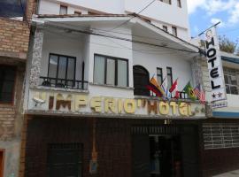 Imperio Hotel, hotel en Cajamarca