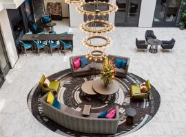 Homewood Suites by Hilton Nashville Downtown, hotel in Nashville