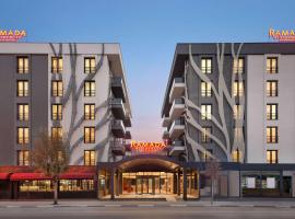 Ramada Residences by Wyndham Balikesir, отель в Балыкесире