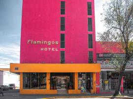 Hotel Flamingos, hotel perto de Aeroporto Internacional de Guadalajara - GDL, Guadalajara