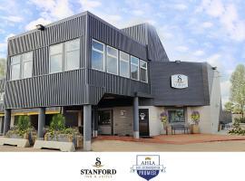 Stanford Inn & Suites, отель в городе Гранд-Прери