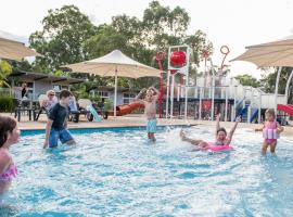 Marion Holiday Park, hotel near Castle Plaza Shopping Centre, Adelaide