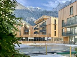 All-Suite Resort Ötztal, vacation rental in Oetz