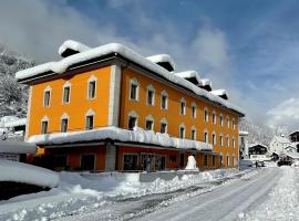 Des Alpes, hotel in Fiesch