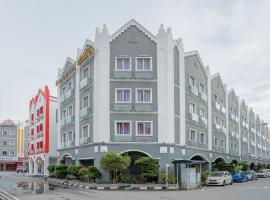 Euro Rich Hotel Melaka, boutique hotel in Malacca