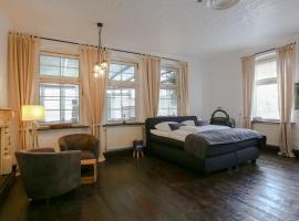 Lodge an der Eider Stuuv söss, hotel in Friedrichsgraben