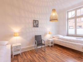Zimmer Neustadt 1, Hotel in Husum