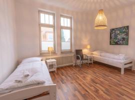 Zimmer Neustadt 3, hôtel à Husum