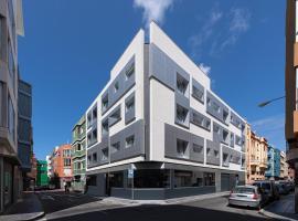 ROYAL FLATS, apartamento en Las Palmas de Gran Canaria
