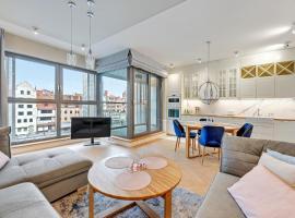 Granaria Comfort Apartments, leilighet i Gdańsk