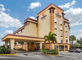 Comfort Suites Orlando Airport, hotel near Orlando International Airport - MCO, Orlando