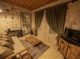 Luvi Cave Hotel, отель в Гёреме