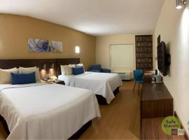 Rio Vista Inn Business High Class Tampico, hotel en Tampico
