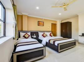 SAIBALA TRANSIT HOTEL, hotel perto de Aeroporto Internacional de Chennai - MAA, Chennai