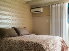 Apartamento Maceió - De frente a Praia de Jatiuca, budget hotel in Maceió