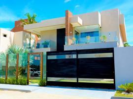 Casa de Luxo na Praia - Sun Luxury Home, hotel with jacuzzis in Aracaju